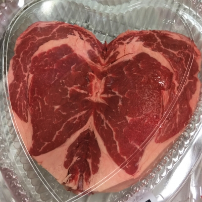 Heart shaped food for your Valentine